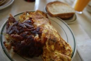 Original Pantry Cafe - Omelet