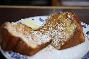Rutts Hawaiian Cafe - French Toast