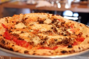 Wildcraft Sourdough Pizza - Pizza