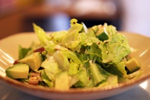 Wildcraft Sourdough Pizza - Salad