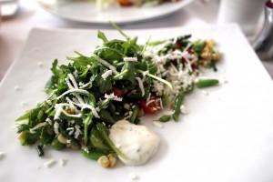 Wofgang Puck at Hotel Bel-Air - Corn Salad