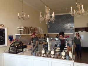 Carmela Ice Cream - Inside
