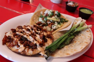 Mexicali Taco and Co - Plate