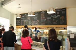 Sweet Rose Creamery - Inside