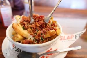 Slapfish - Clam Chowder Fries