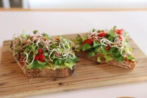 Superba Food and Bread - Avocado Toast