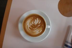 Superba Food and Bread - Latte