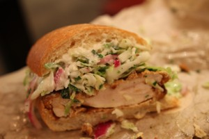 The Kroft - Fried Chicken Sandwich