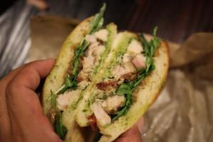 The Kroft - Porchetta Sandwich