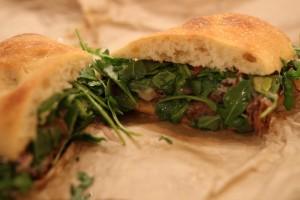 The Kroft - Short Rib Sandwich